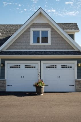 Saunders Garage by Saunders Construction Garages