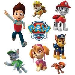 paw patrol free printable kit parties free cute quality 180