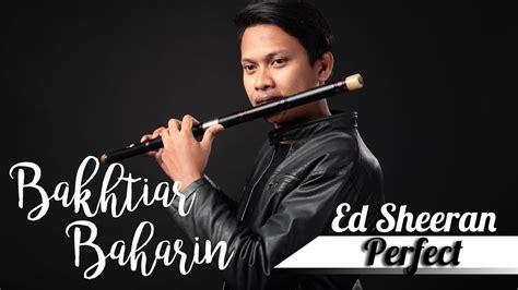 ed sheeran perfect key ed sheeran perfect flute cover youtube