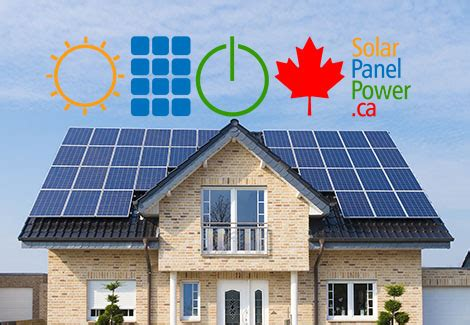 solar installers canada solar panel power canada rebates incentives installers