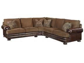 Bernhardt Sectional Sofa Bernhardt Living Room Sectional Sofa 5192l 5191l Louis Shanks Houston San Antonio Tx