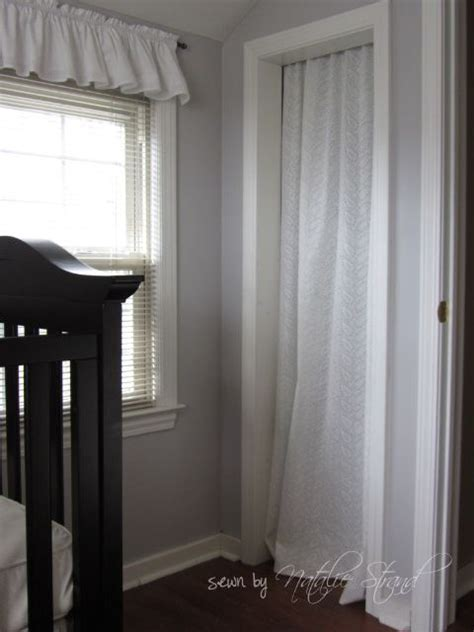 curtain instead of door best 25 door alternatives ideas on pinterest closet