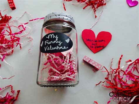 Handmade Valentines Gifts For - 45 valentines day gift ideas for him