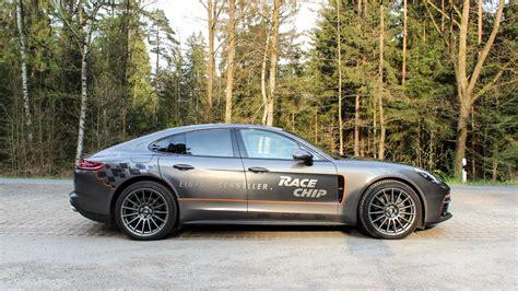 Porsche Panamera Ps by Test Racechip Panamera 4s Diesel Mit 505 Ps 1050 Nm