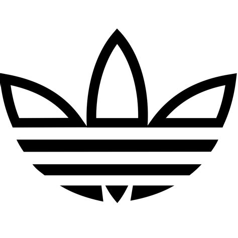 adidas png adidas trefoil png transparent adidas trefoil png images