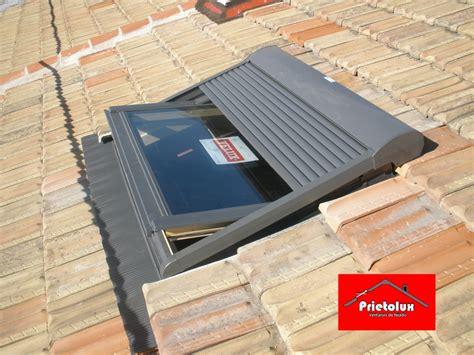 persianas para ventanas de tejado prietolux ventanas de tejados velux en madrid empresa