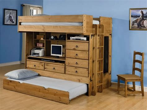 Bunk Bed Dresser Bunk Beds With Dresser Built In Bestdressers 2017