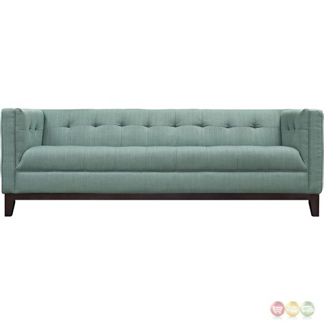 mid century tufted sofa serve mid century upholstered sofa with button tufted