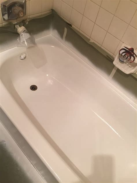 bathroom compact bathtub refinishing cincinnati