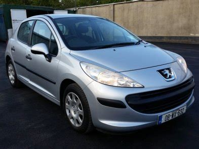 peugeot naas 08 peugeot 207 for sale for sale in naas kildare from