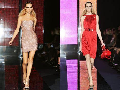 Versace 2009 Milan Fashion Week by Versace Oto 241 O Invierno 2009 Milan Fashion Week Modiario