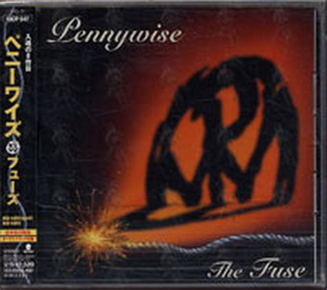Cd Pennywise The Fuse pennywise the fuse album cd records
