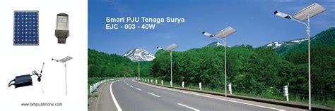 Smart Pju distributor lu all in one smart pju 081803215590