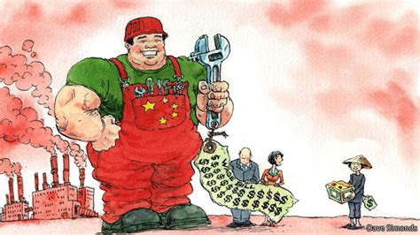 Ngo Vs Corporate Mba by The End Of Cheap China The Economist