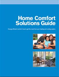 Home Comfort Solutions Guide Tf O Brien