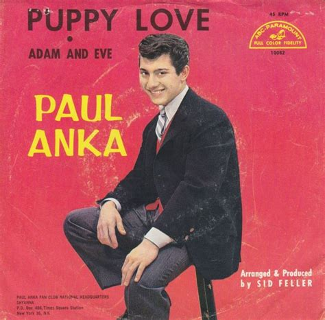 puppy paul anka lyrics 91 best images about paul anka on the doobie brothers smells like