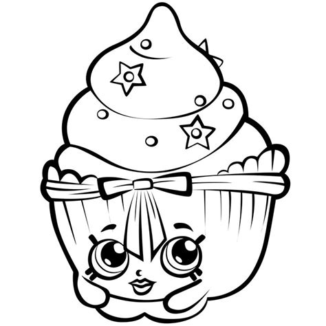 shopkins coloring pages cupcake queen 136 best images about shopkins coloring pages on pinterest