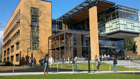 Seattle U Mba Class Profile of washington foster school of business