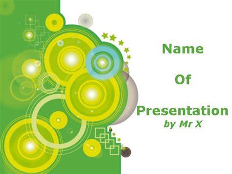 Powerpoint Design Vorlage Schlicht Farbe Gr 252 N Powerpoint Vorlagen Power Point Vorlagen De