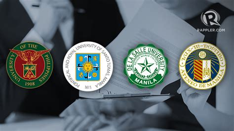Top Mba Schools In The Philippines by Most Employers Favor Fresh Grads From Top 4 Ph Schools