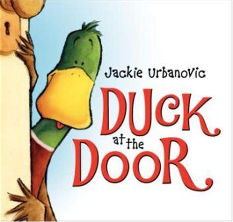 Duck At The Door duck at the door