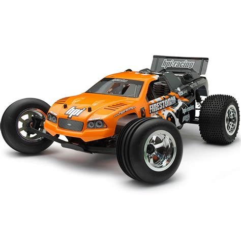 truck nitro hpi firestorm 10t rc truck at hobby warehouse