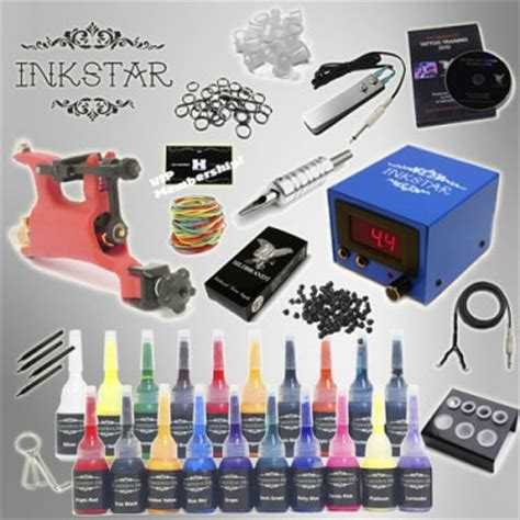 rotary tattoo kits hildbrandt advanced rotary kit new kit