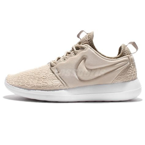 Nike Roshe Two Import wmns nike roshe two se 2 oatmeal running shoes rosherun sneaker 881188 100 ebay