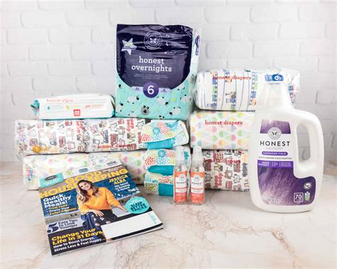 honest company diaper printable coupons honest company diapers bundle hello subscription
