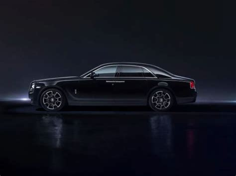 rolls royce black badge rolls royce black badge editions unveiled in geneva