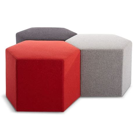 Modern Pouf Ottoman 1000 ideas about modern ottoman on modern daybed modernism and modern bench