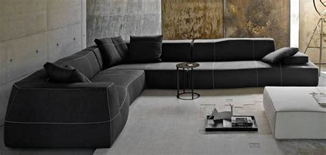 bend sofa price bend sofa from b b italia modern sofas indianapolis