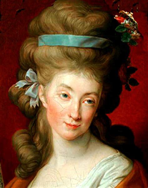 1700s Hairstyles by The Hair At The 18th Century Revolution Titles And