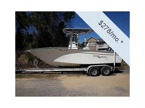 used 21 cape horn boats for sale cape horn 21 in florida power boats used 52975 inautia