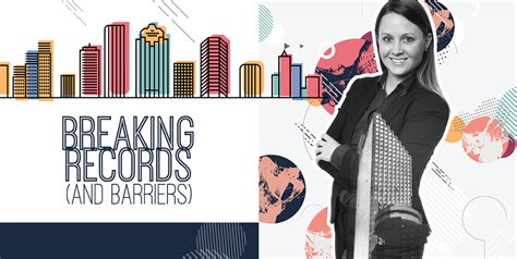 Bauer Mba Society by Breaking Records And Barriers Inside Bauer Magazine
