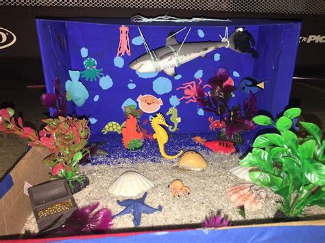 printable fish for diorama 17 best ideas about ocean diorama on pinterest diorama