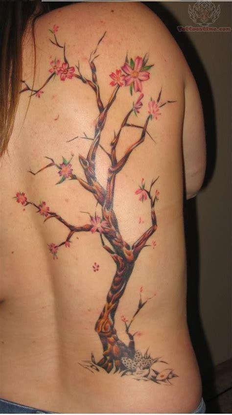 tree on side ribs