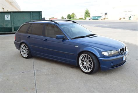 No Reserve: Supercharged 2002 BMW 325i Touring 5 Speed for