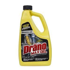 drano max chemical line gel clog remover at blain s farm