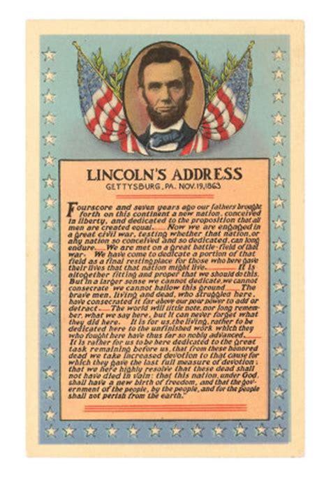 where did lincoln write the gettysburg address why did lincoln write the gettysburg address why