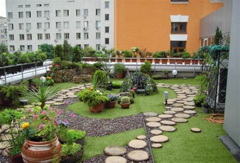 cool environment friendly ideas   rooftop