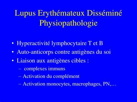Ppt Lupus Eryth 233 Mateux Diss 233 Min 233 Powerpoint Presentation Best Presentation Ppt Sle