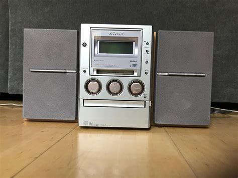 mini stereo system with cassette player sony hi fi unit unit with cassette cd