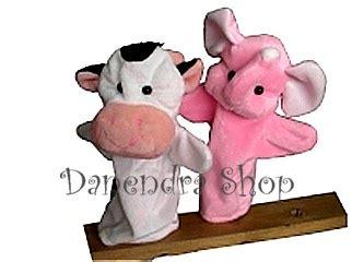 Boneka Jari Serigala Dan 7 Domba Kecil The Wolf And Seven Goats berbagai macam produk bestway dll dengan harga grosir