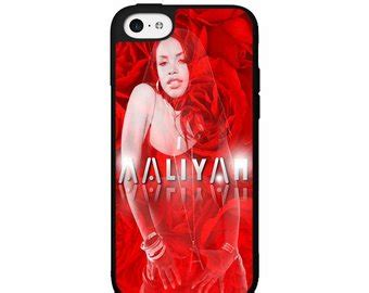 Aaliyah Y0238 Iphone 4 4s aaliyah floral background iphone 4 4s 5 5s 5c 6 4
