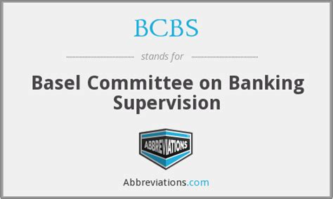 what is bank supervision bcbs basel committee on banking supervision