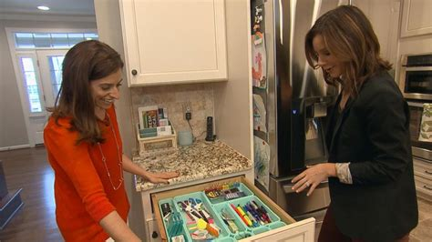 most organized home in america the most organized woman in america shares spring cleaning tips video abc news