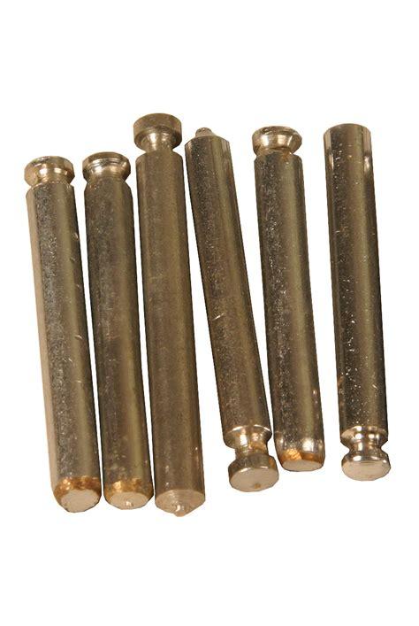 6 inch l harp roosebeck 1 25 inch harp bridge pins 6 pack htnb