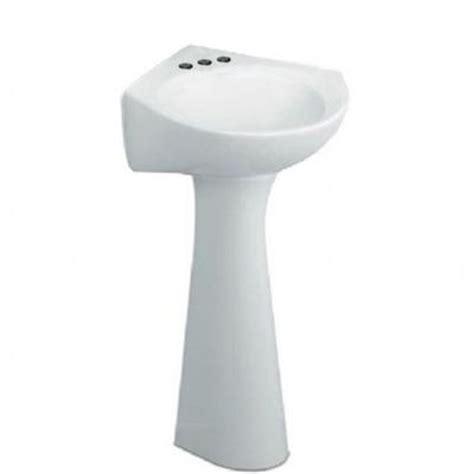 American Standard Sinks Home Depot american standard cornice pedestal combo bathroom sink in