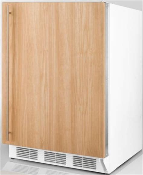 summit bi540if built in refrigerator freezer with